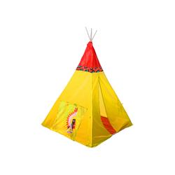 Tipi Zelt für Kinder - Indianer Spielzelt 100x135 cm - Kinderzelt Tippi