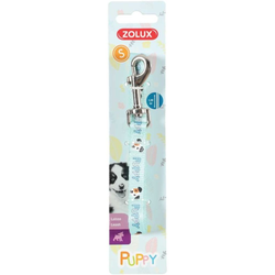 ZOLUX Leine Puppy MASCOTTE blau 1.20 cm