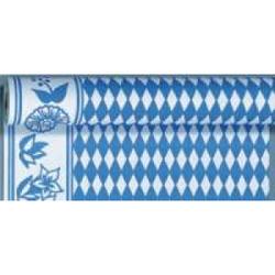 DUNI Tischdeckenrollen aus Dunicel mit Motiv, Tischdecke mit dem Motiv der Bayerischen Raute, 1 Karton = 1 Stück