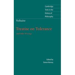 Voltaire als Buch von Voltaire