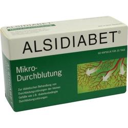 ALSIDIABET Diabetiker Mikro-Durchblutung