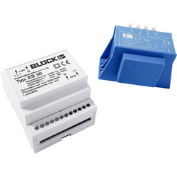 Block ES 00 Einschaltstrombegrenzer ES 00/ES 30 IP00
