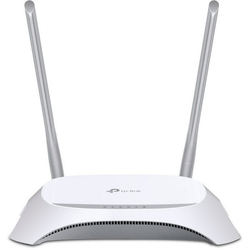 TP-Link WLAN Router 3G / 4G WLAN N Router weiß