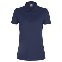 PUMA Workwear Work Wear Damen Polo Shirt / Arbeitsshirt - Blau, Größen: M
