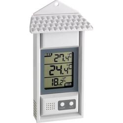 TFA Dostmann Elektronisches Außen-Thermometer Funkwetterstation