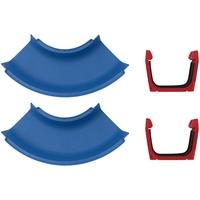 Aquaplay Kurven und Kupplungen Erweiterung für 102 Wasserbahn 8700000102