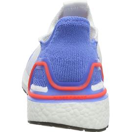 adidas Ultraboost 19 white-blue/ white, 38.5