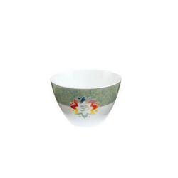Goebel Teelichthalter Om Grün Lotus Yin Yang