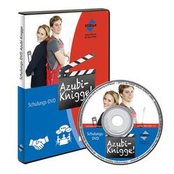 Schulungs-DVD: Azubi-Knigge