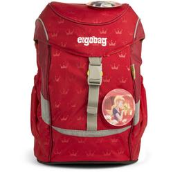 Ergobag Mini Rucksack 30 cm Schniekabussi-rote kronen