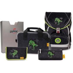 DerDieDas® Schulrucksack ErgoFlex XL - Rex (Set)