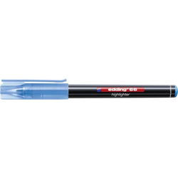 Edding Textmarker 66highlighter 4-66010 Blau 1 mm, 4mm