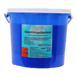 Geschirrspülpulver, Spülpulver mit Chlor, Eimer 10 kg