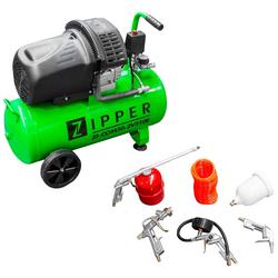 ZIPPER Kompressor, 2200 W, max. 10 bar, 50 l