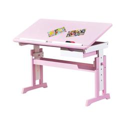 Inter Link Schreibtisch rosa
