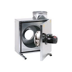 Maico Schallgedämmte Abluftbox AC Modell neu DN400 EKR 40-2