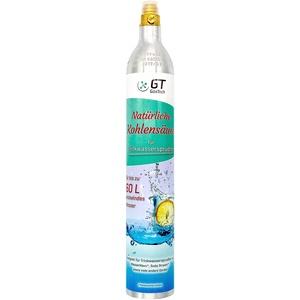 GT GasTech   Kohlenstoffdioxid-Zylinder für Trinkwassersprudler   Füllung: 425g Kohlenstoffdioxid