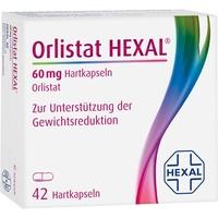 Hexal Orlistat Hexal 60 mg Hartkapseln 42 St.