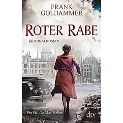 Roter Rabe / Max Heller Bd.4. Frank Goldammer  - Buch