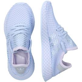 adidas Deerupt Runner purple tint/silver metallic/periwinkle 36 2/3