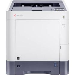 Kyocera ECOSYS P6230cdn Farblaser Drucker A4 30 S./min 30 S./min 9600 x 600 dpi LAN, Duplex