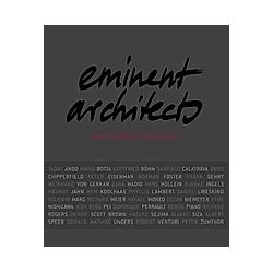 Eminent Architects - Buch