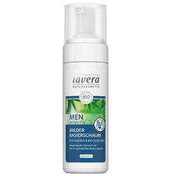 Lavera Men Sensitiv Milder Rasierschaum 150 ml