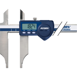 Messschieber digital 800 mm mit Messerspitzen