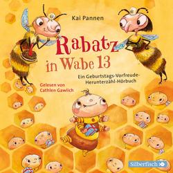 Rabatz in Wabe 13 als Hörbuch Download von Kai Pannen
