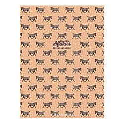 Die Tiere Afrikas Geschenkpapier-Heft Motiv Zebra
