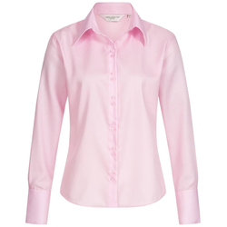 RUSSELL Longsleeve Ultimate Non-iron Damen Hemd 0R956F0-Classic-Pink - 3XL
