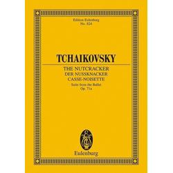 Der Nussknacker als Buch von Peter Iljitsch Tschaikowsky