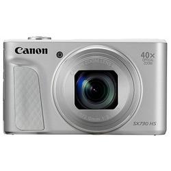 Canon PowerShot SX730 HS Superzoom-Kamera silber 20,3 Mio. Pixel