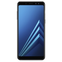 Samsung Galaxy A8 (2018) Duos Black