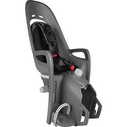 Fahrradsitz ZENITH RELAX W/CARRIER ADAPTER (1-PACK) grau/schwarz