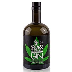 Cannabis Breaks Gin