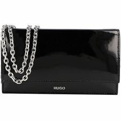 Hugo Victoria Mobiel telefoonhoesje Leer 18 cm black