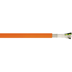 LappKabel SERVO LK LZM-FD 4G10+ 2X1 hochflexible VE 100 Meter 7072514