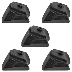 ROLLERBLADE STD BRAKE Pad Stopper 5er Pack