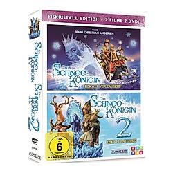 Die Schneekönigin 1 + 2 - DVD  Filme