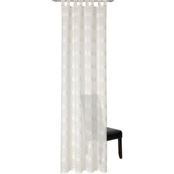 Vorhang Sylt, Neutex for you!, Schlaufen (1 Stück), HxB: 245x140, schlaufen mit Gardinenband weiß