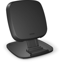 Zen ZENS Ultra Fast Wireless Charger Stand 10W Schwarz