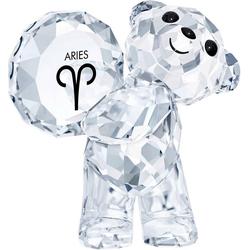 Swarovski Dekofigur KRIS BEAR - ARIES, 5396279 (1 Stück), Swarovski® Kristall