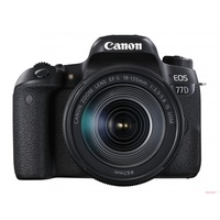 Canon EOS 77D + EF-S 18-135 mm IS USM