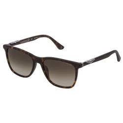Police Sonnenbrille SPL872 braun