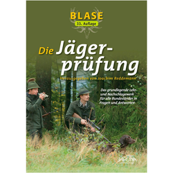 Buch: BLASE – Die Jägerprüfung