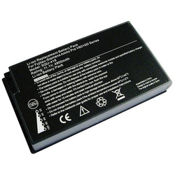 Beltrona Notebook-Akku 11.1V 4400 mAh Hasee, Fujitsu-Siemens, Advent, MaxData