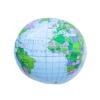 Oblique-Unique Erde Globus Weltkugel aufblasbar Topografischer Wasserball Strandball Beachball Wasserspielzeug