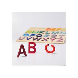 GRIMM´S Spiel und Holz Design Lernspielzeug, ABC Spiel
