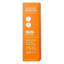 BÖRLIND Sonnen Creme LSF 15